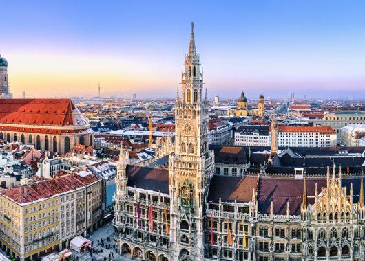 3 Tage München im 4* Hotel inkl. Frühstück, Welcome Drink & Spa ab 84,99€