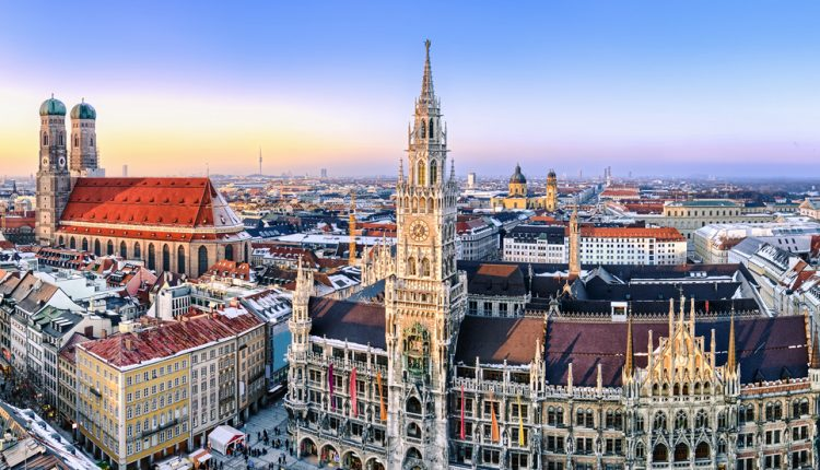 4 Tage München im April: 4* Hotel und Bahnticket für 168€ ab Stuttgart, weitere ab 210€
