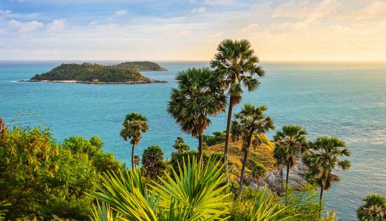 9 Nächte Phuket im 4*S Hotel mit Flügen, Zugticket und Frühstück ab 813€