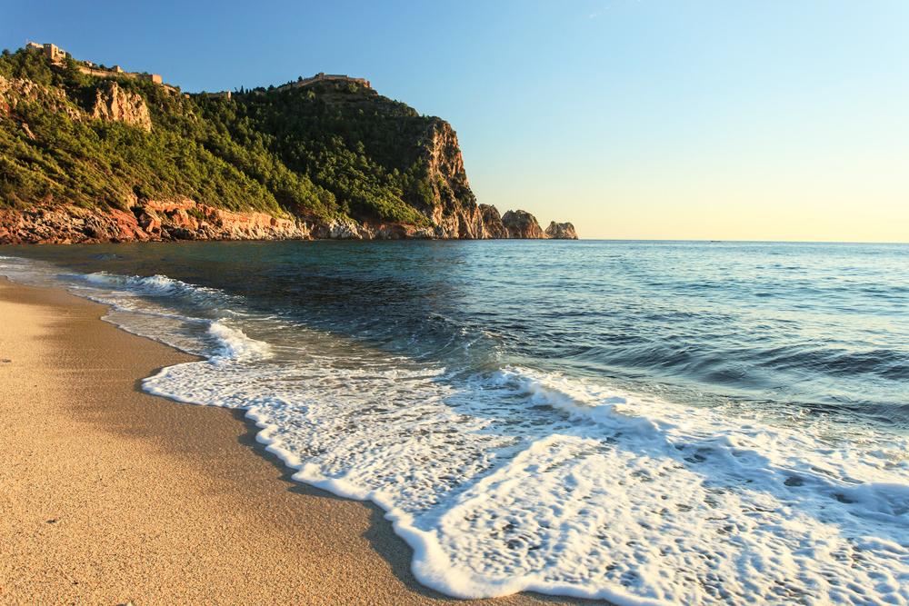 Türkei Strand Alanya