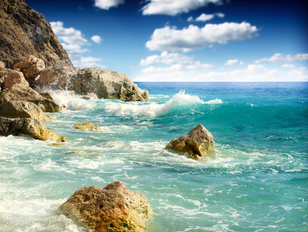 Türkei Küste Meer