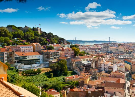 Lissabon: 3, 4 oder 5 Tage im 3* Hotel inkl. Flug & Frühstück ab 179€ p. P.