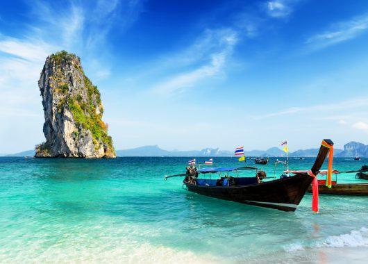Thailand: 14 Tage im sehr guten 3* Hotel inkl. Flug, Rail & Fly, Transfers und Frühstück ab 921€