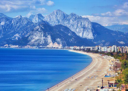 Türkei: 1 Woche im 4-Sterne Hotel ALL INCLUSIVE mit Flügen und Transfers ab 354 Euro