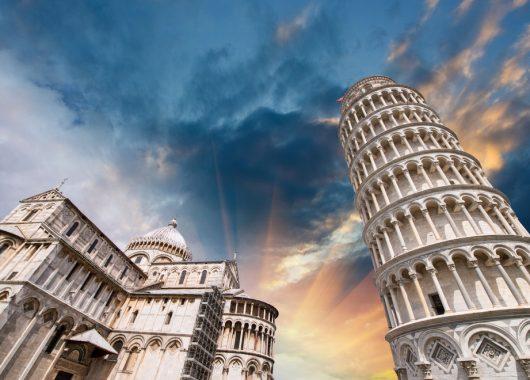 Städtereisen Pisa und Florenz: 5 Tage inkl. Flug, Frühstück und Zug für 259€
