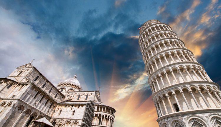 3 Tage Pisa im 3*  Hotel inkl. Frühstück und Flug ab Frankfurt-Hahn für 101€