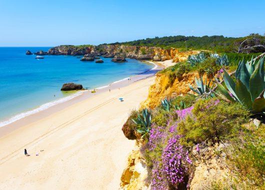 1 Woche Algarve im sehr guten 4-Sterne Hotel inklusive Flügen, Zug zum Flug und Transfers ab 360 Euro
