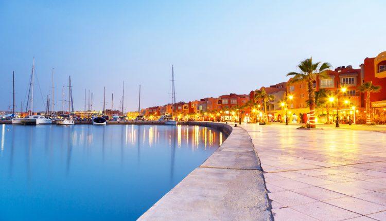 1 Woche Hurghada im 4* Hotel mit All In, Flug und Transfer ab 345€
