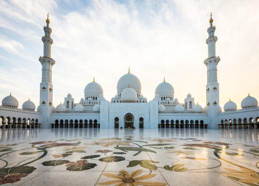 Frühbucher Abu Dhabi: 1 Woche im 4*Hotel mit Frühstück, Transfers und Flug ab 570€