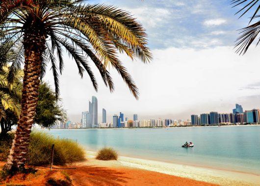 5*Luxus in Abu Dhabi: 1 Woche im 5*Hotel inkl. Flug, Transfers, Zugticket und Frühstück ab 518€