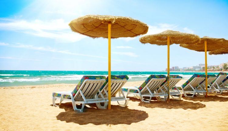 Lastminute nach Hurghada: 1 Woche im 4* Hotel mit All In, Flug und Transfer ab 260€