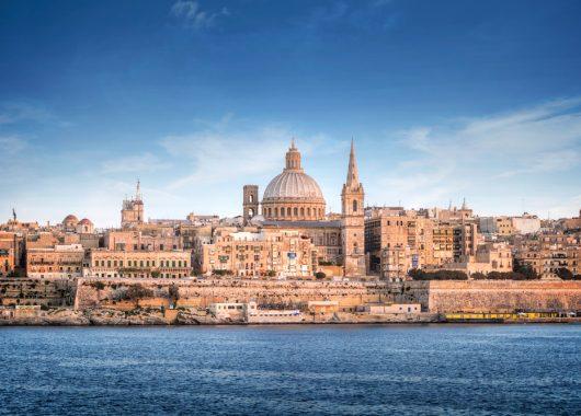 Kurzurlaub Malta: 4 Tage im 3* Hotel mit Frühstück und Flug ab 207€