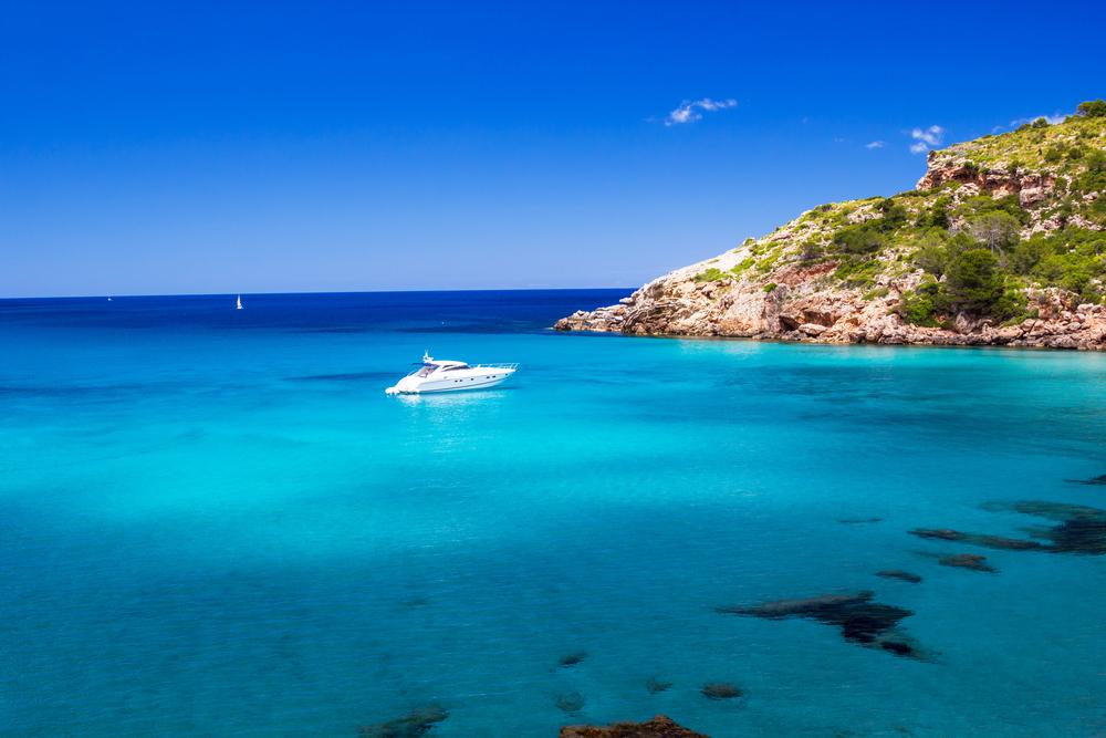Cala de Algariens Menorca