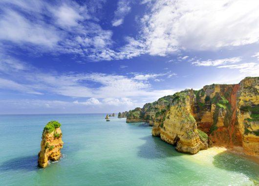 1 Woche Algarve im Oktober: 3* Hotel inkl. Halbpension, Flug, Zugticket und Transfer ab 405€