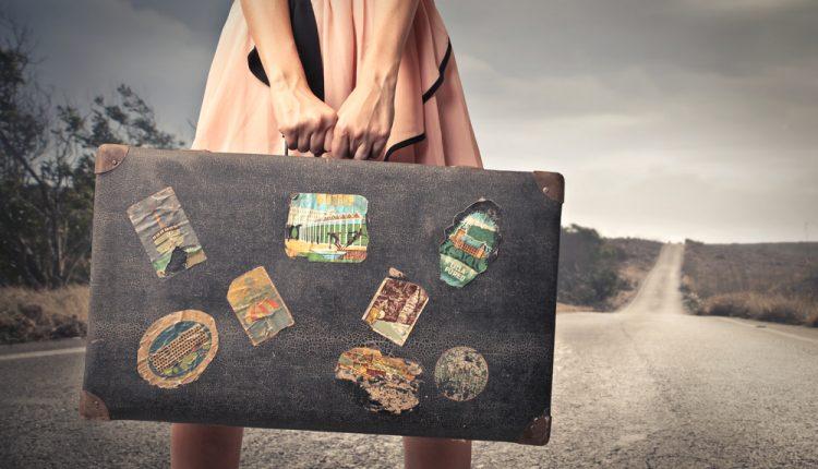 Günstiger Koffer für Handgepäck zum Beispiel bei RyanAir für 19,99€ Versandkostenfrei