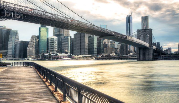 Januar – Februar: 1 Woche New York im 3* Hotel + Flug ab 599€
