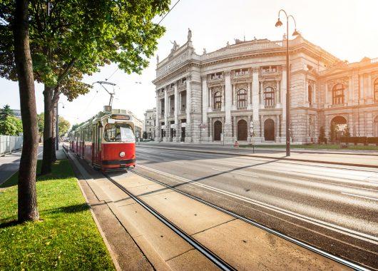 Wien: 4 Tage im sehr guten 4* Hotel inkl. Flug und Frühstück ab 133€ pro Person