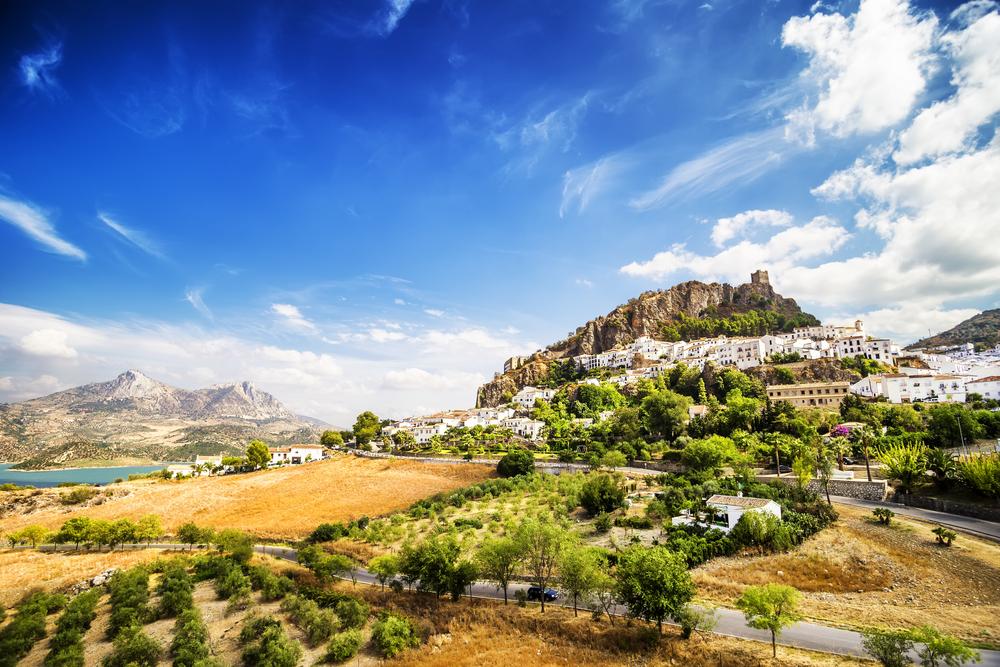 Cadiz Andalusien Spanien