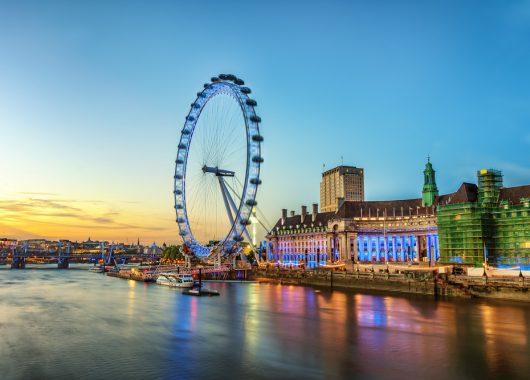 2 Tage London im stylischen Hostel inkl. Flügen und Zug zum Flug ab 136€