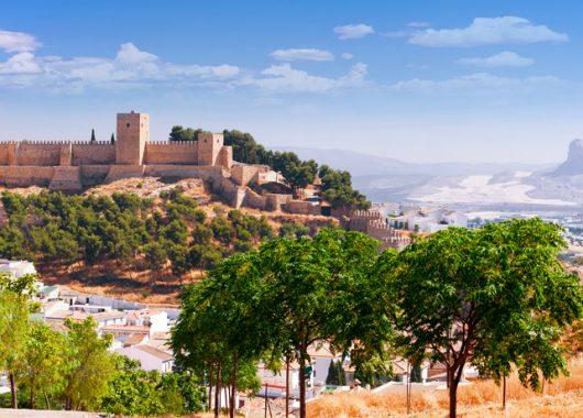 Kurzurlaub an der Costa del Sol: 4 Tage Malaga im guten 3* Hotel inkl. Flug und Frühstück ab 144€