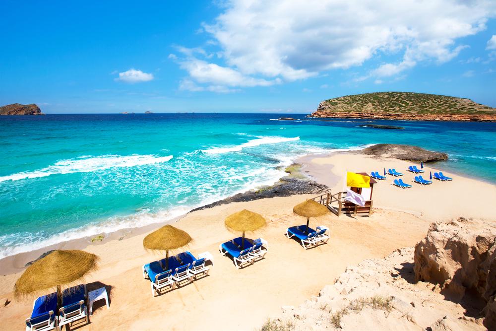 Ibiza Cala Conta San Jose