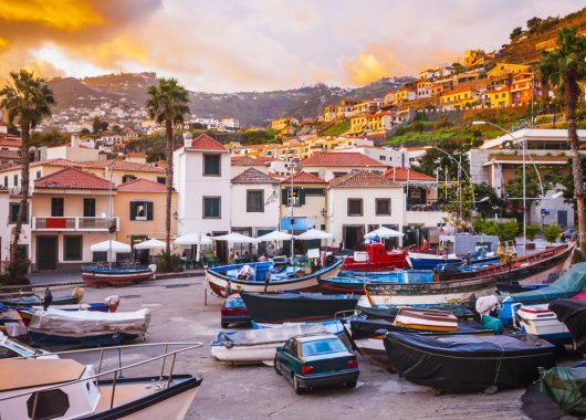 Eine Woche Madeira im Winter: 4* Hotel inkl. Frühstück, Flug, Rail&Fly und Transfer ab 441€