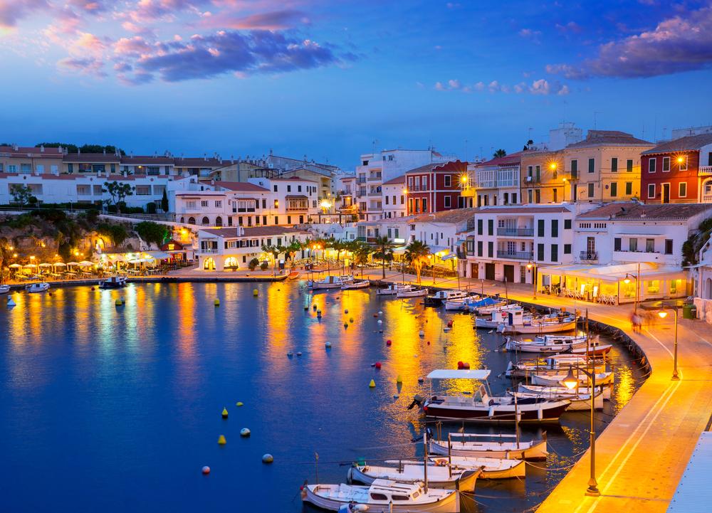 Calasfonts Cales Fonts Port Mahon Menorca