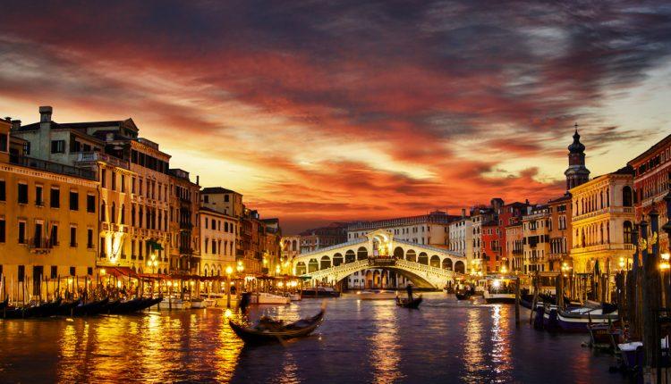 4 Tage Venedig im zentralen 3* Hotel inkl. Frühstück und Flug ab 265€