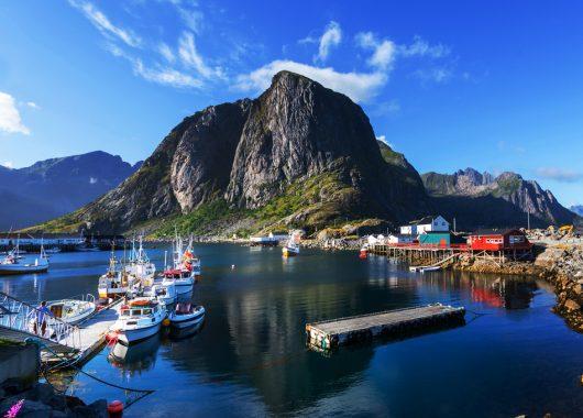 Nordischen Metropolen: 13 Tage Luxuskreuzfahrt auf der MS Eurodam für nur 498€ p.P. bei Doppelbelegung