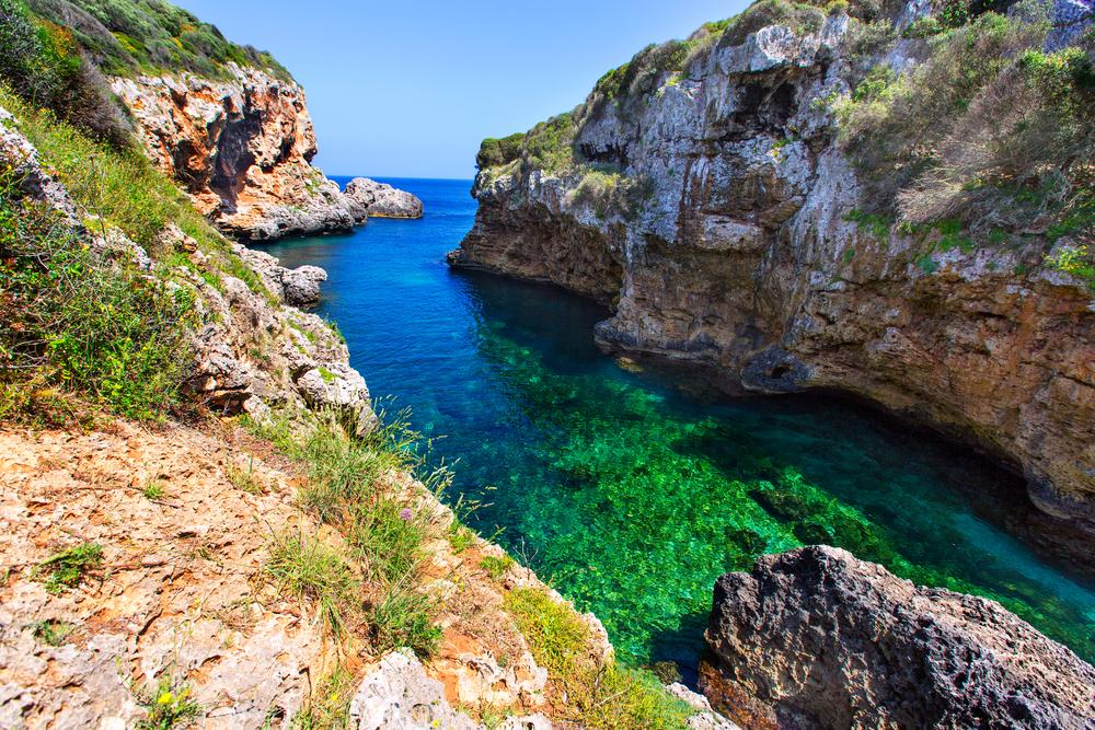 sAlgar Strand Cala Rafalet Menorca