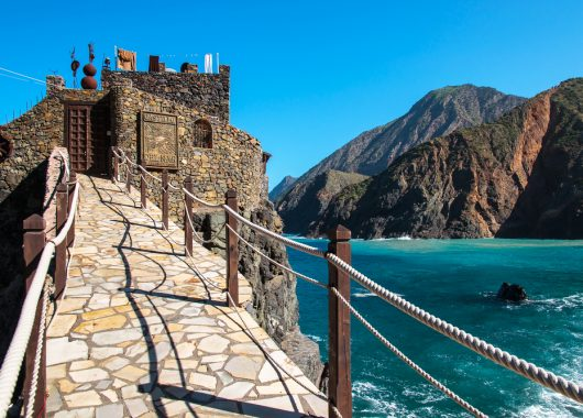 Winterurlaub: 7 Tage La Gomera im 3* Strandapartment inkl. Flug, Rail&Fly und Transfer für 476€