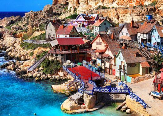 5 bis 8 Tage Maltaurlaub im 4*Hotel inkl. Flügen, Transfers, Halbpension und Bootsausflug ab 339€ p.P.