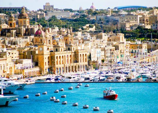 Malta: 1 Woche im 3,5*Hotel mit Flügen, Transfers und Frühstück ab 202€
