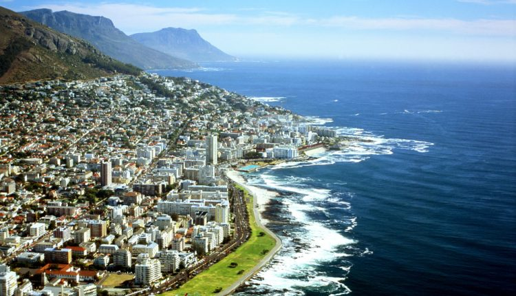 Günstige Flüge von vielen deutschen Flughäfen nach Kapstadt mit KLM / Airfrance ab 437€
