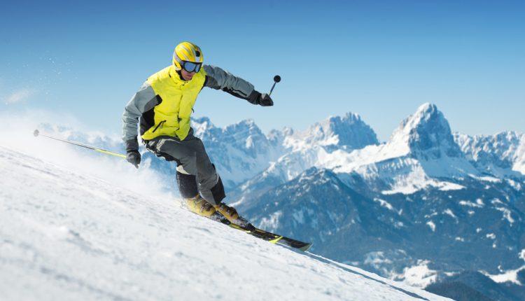 Nur heute bei airBaltic: Skiausrüstung fliegt kostenlos mit