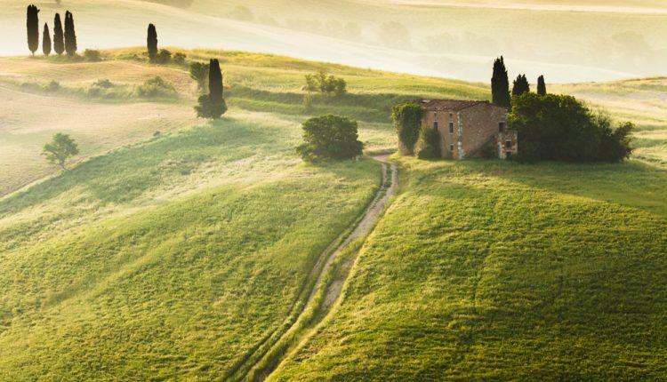 Elegante Villa in der Toskana inkl. Frühstück und Candlelight-Dinner: 3 Tage zu zweit für 199€
