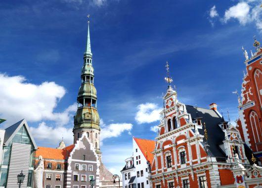 Riga: 3, 4 oder 5 Tage im guten 4* Hotel inkl. Flug ab 109€ pro Person