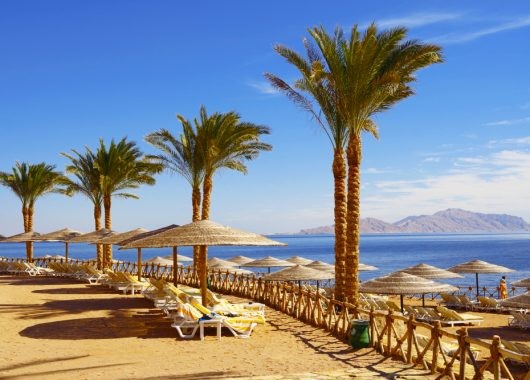 Hurghada: 7 Tage im 4* Resort inkl. Flug, Transfer & All Inclusive ab 227€