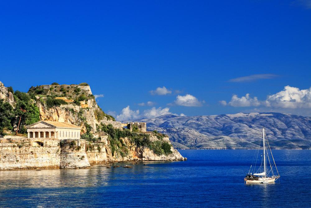 Korfu Corfu Griechenland