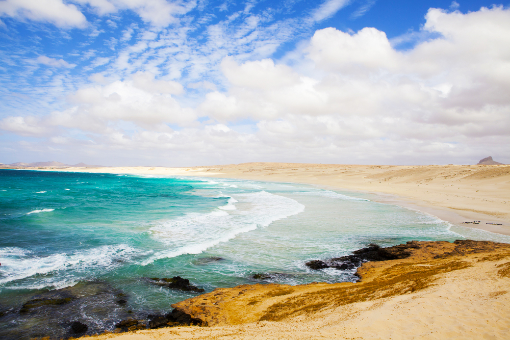 Kap Verde Kapverden Boavista Capo Verde