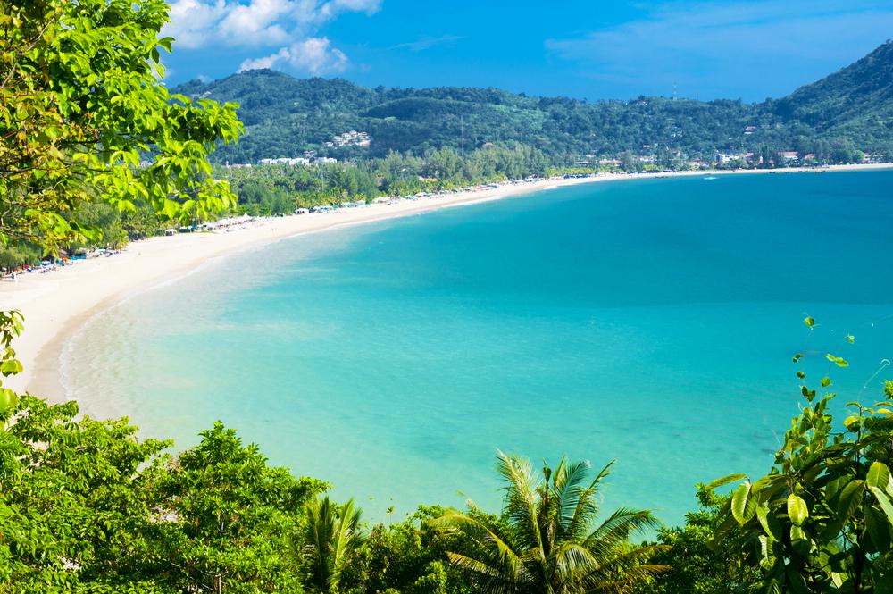 Kamala Beach Phuket Thailand