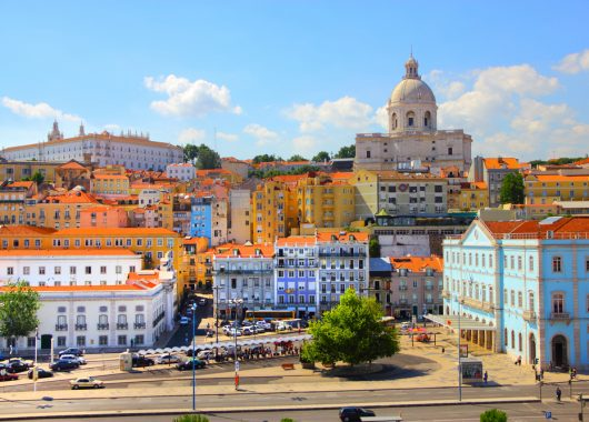 Lissabon: 4 Tage im sehr guten 4* Hotel inkl. Flug ab 166€ pro Person