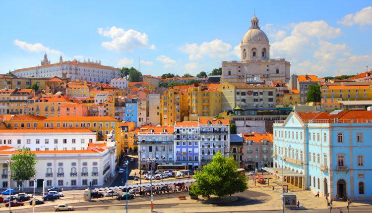3 Tage Lissabon inkl. Flug und Hotel mit Frühstück für 149€