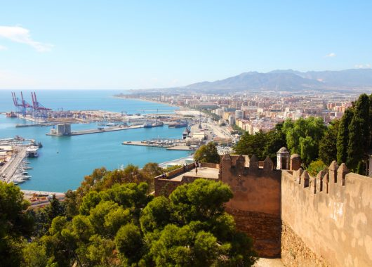 Malaga-Kurzurlaub: 4 Tage inkl. Flug ab 149€ pro Person (November-März)