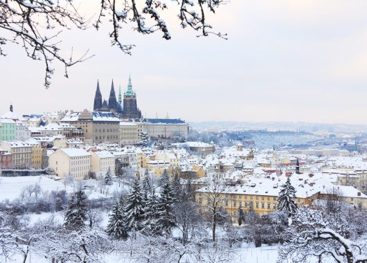 3 Tage Prag im zentralen 4* Hotel inkl. Frühstück für 54€ pro Person