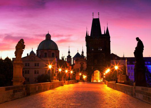 Prag: 4 Tage im 4*Hotel inkl. Flug und Frühstück ab 166€ pro Person