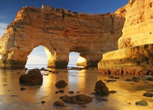 Algarve im Frühjahr: 1 Woche im 4*Hotel inkl. Flug, Zug zum Flug und Frühstück ab 265€