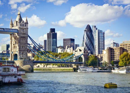 4 Tage London im stylischen Hostel mit Flug ab 73€ pro Person