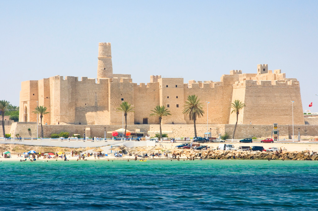 The Ribat in Monastir Tunesien