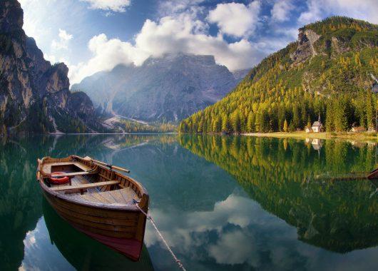 4, 5 oder 8 Tage in den Dolomiten im 4* Hotel mit Vollpension und Wellness ab 99€